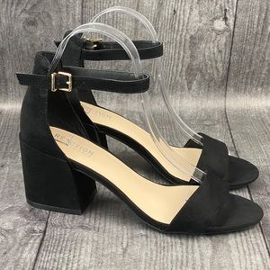 KENNETH COLE REACTION Holly Ankle Strap Sandal 8